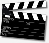 (clapperboard)